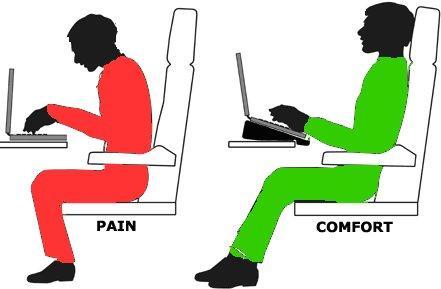 posisi duduk nyaman