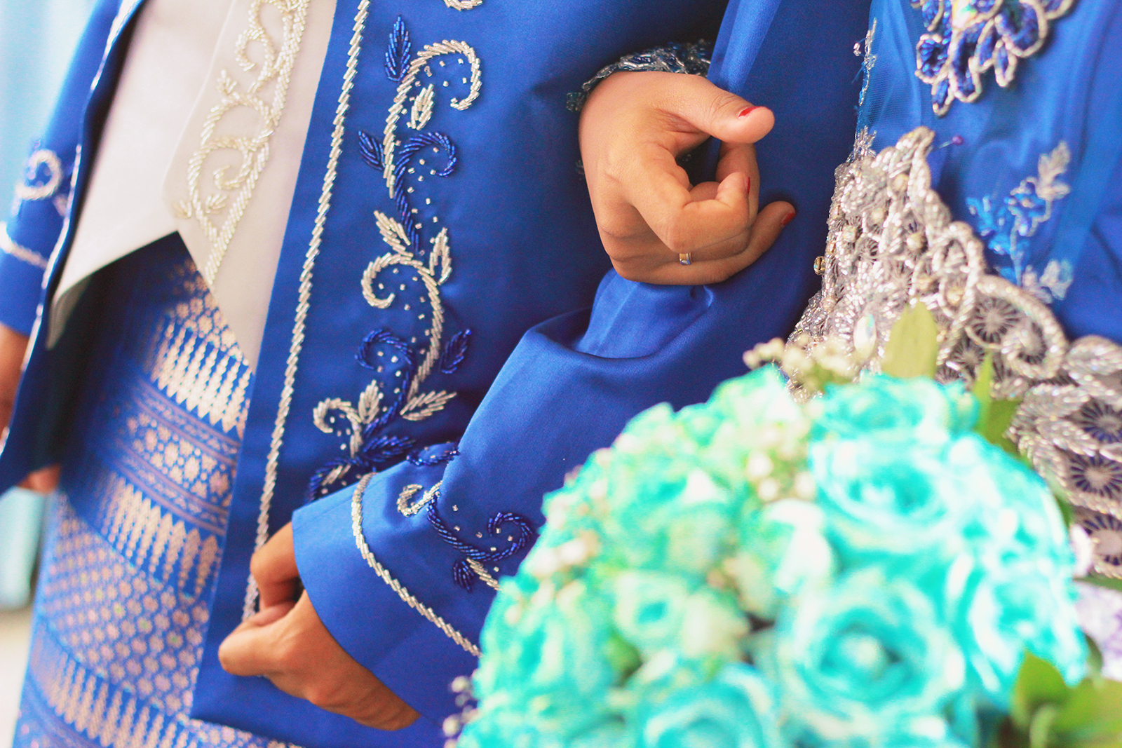 blue-wedding